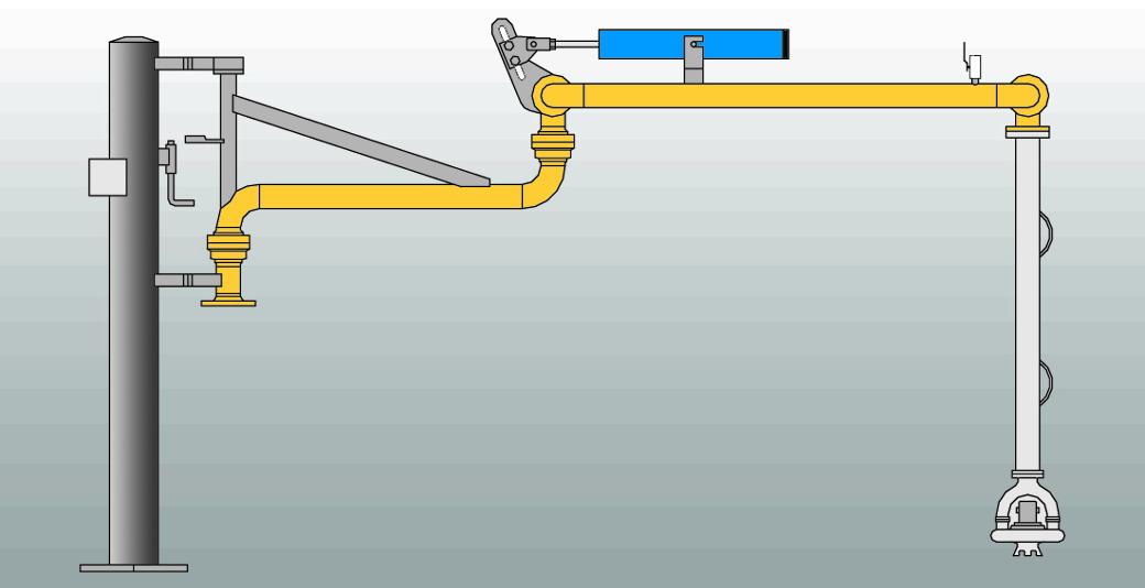 AL1403液動泵型鶴管